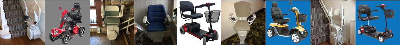 We pay cash for your Mobility Scooters and Stairlifts